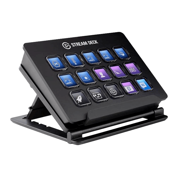 Elgato Stream Deck 15 LCD Keys
